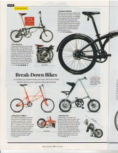 Folding Bikes 1